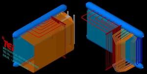 INEOS - Boiler 3D model