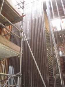 INEOS - Erection of superheater protection wall header