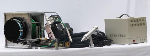 High Speed Probe pulling system
