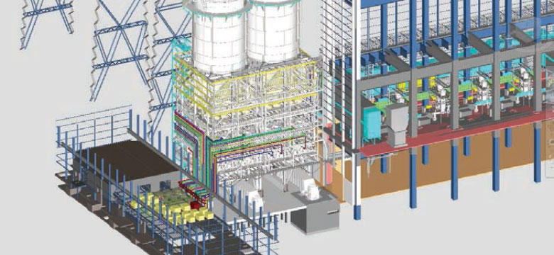 Drax Power - Conversion of three 660MW boilers to 100% biomass firing