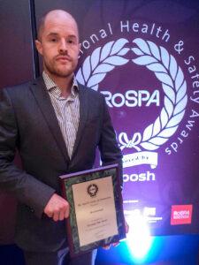 rospa TEi award
