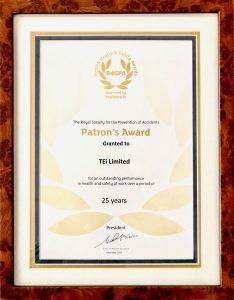 ROSPA Award